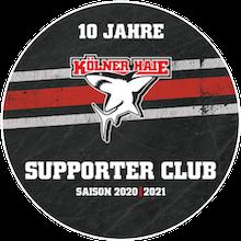Kölner Haie Supporter Club Beckmann Systemlogistik GmbH Sponsor