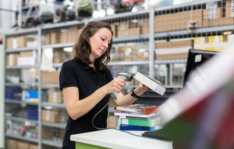 Pick und Pack Fulfillment Deutschland
